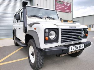 2006 Land Rover Defender 110 LHD, 300tdi, ROW SW For Sale