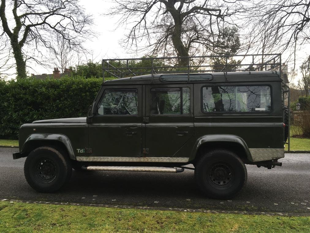 1995 Landrover 110 Defender TDI County  For Sale (picture 2 of 6)