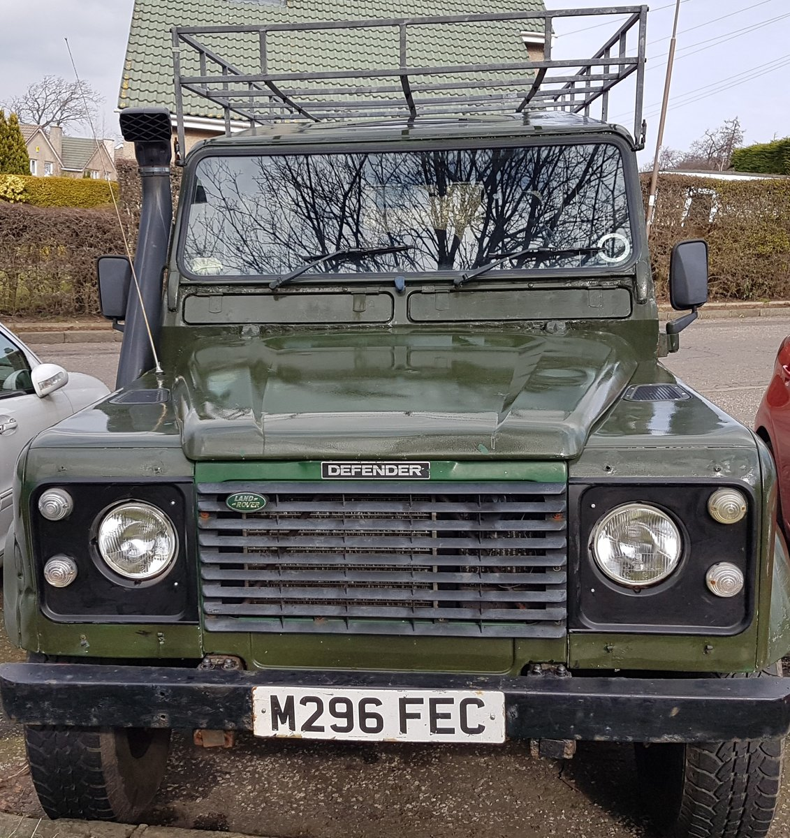 1995 Landrover 110 Defender TDI County  For Sale (picture 3 of 6)
