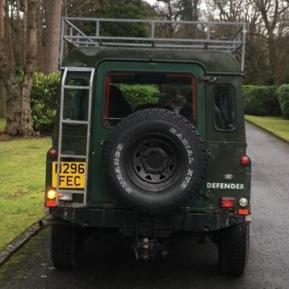 1995 Landrover 110 Defender TDI County  For Sale (picture 4 of 6)