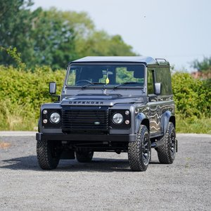 Picture of Land Rover Defender 90 2.2TD 2014 14 County Hardtop 1 Owner SOLD
