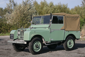 """Picture of Land Rover Series 1 80"""" 1948 Pre-1500 SOLD"""