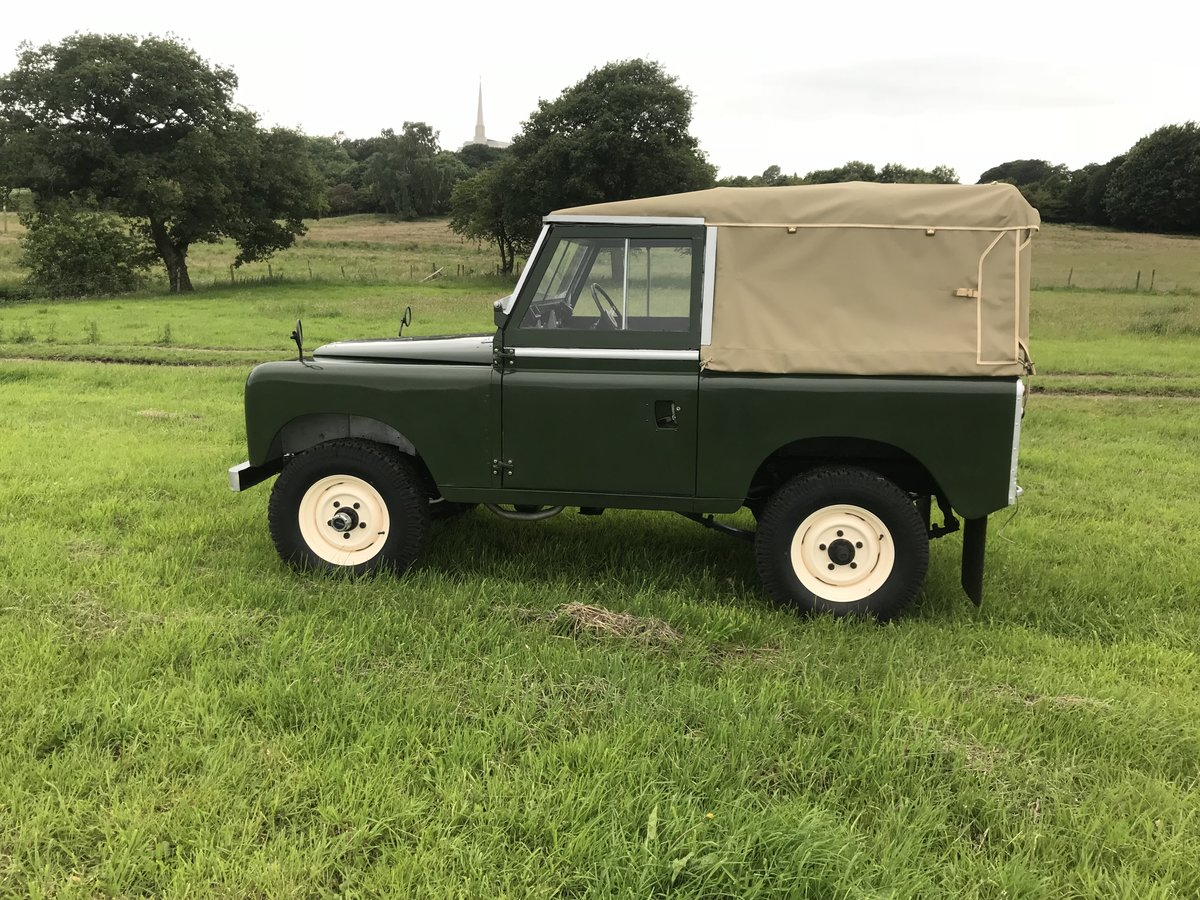 1959 Series 2 landrover For Sale (picture 1 of 6)