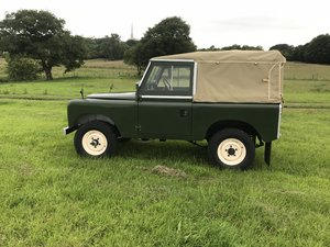 1959 Series 2 landrover For Sale