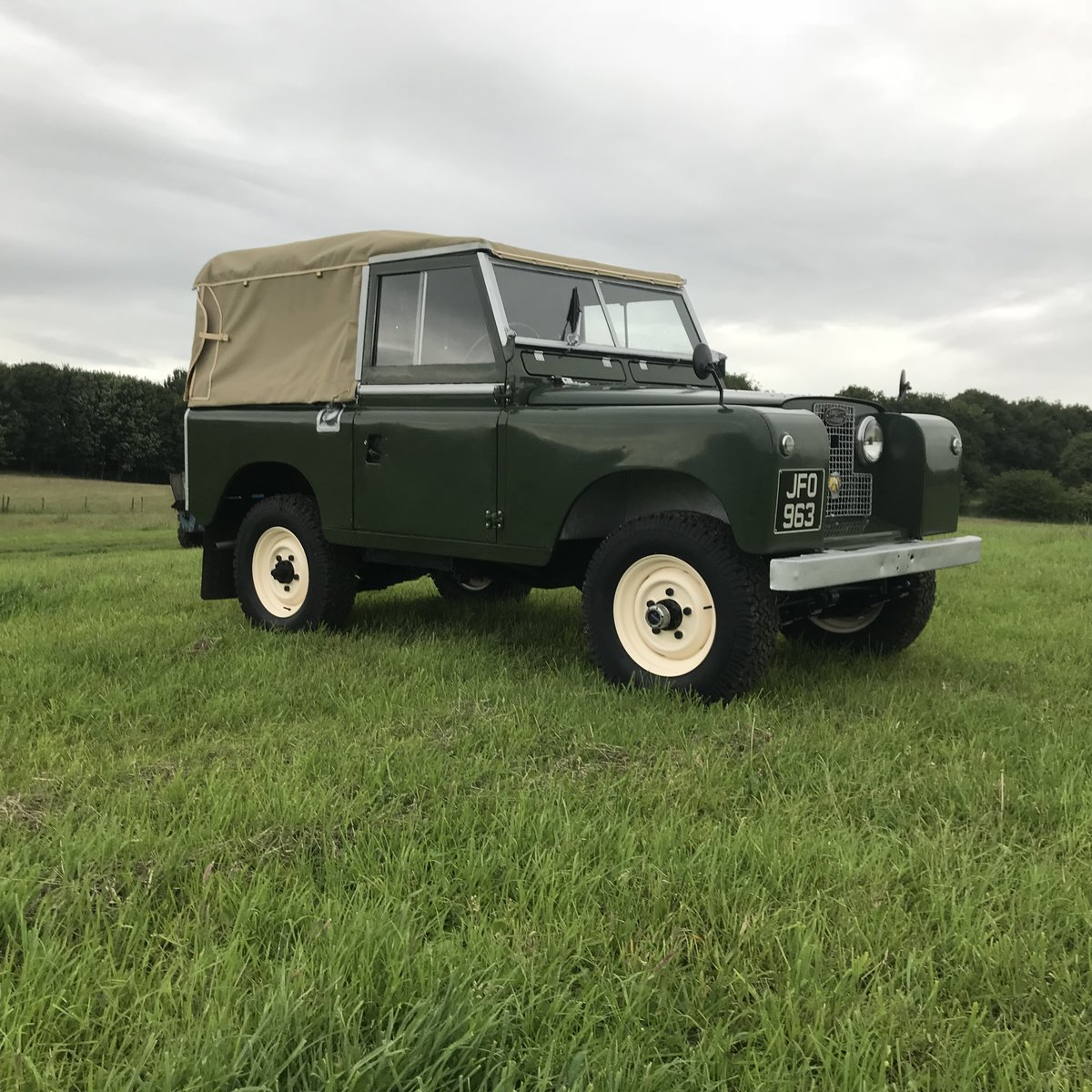 1959 Series 2 landrover For Sale (picture 2 of 6)