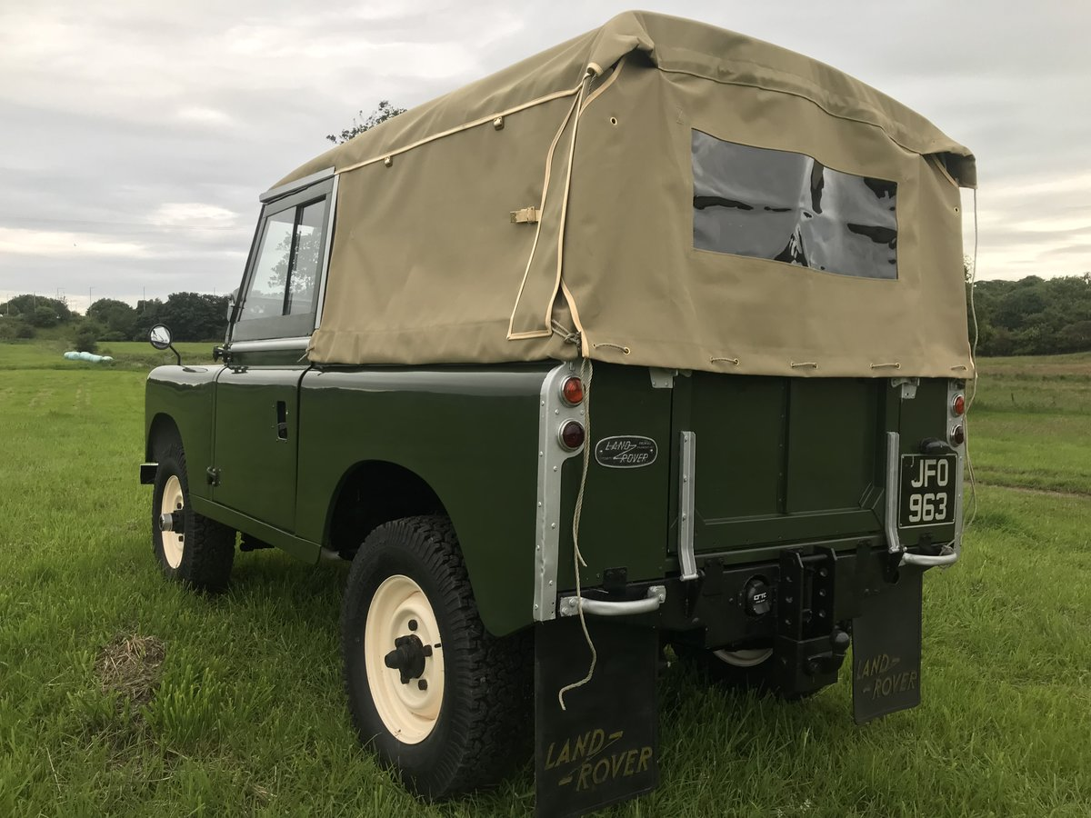 1959 Series 2 landrover For Sale (picture 3 of 6)