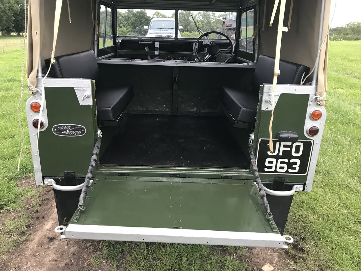 1959 Series 2 landrover For Sale (picture 4 of 6)
