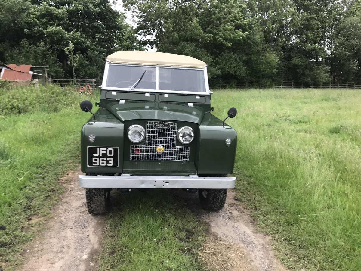 1959 Series 2 landrover For Sale (picture 5 of 6)