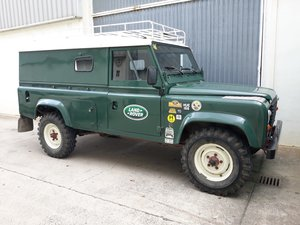 1983 LHD Land Rover Defender 110 Military, super-diesel
