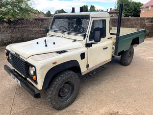 1990 land rover 127 with 200TDi power+long MOT