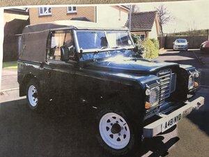 1983 Land Rover Defender 3 Series Petrol