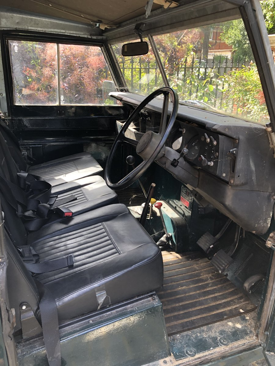 1983 Land Rover Defender 3 Series Petrol SOLD (picture 6 of 6)