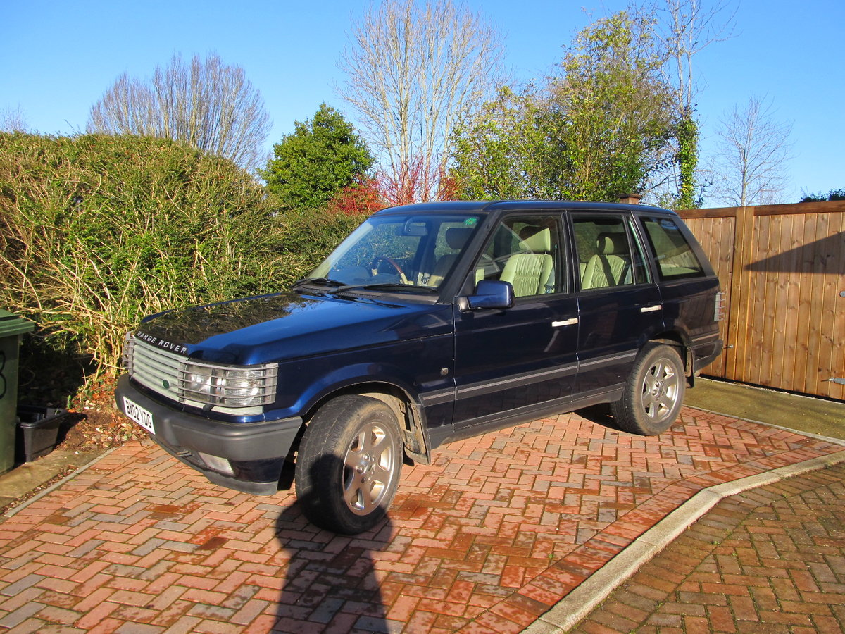 2002 Range Rover  SOLD (picture 1 of 4)