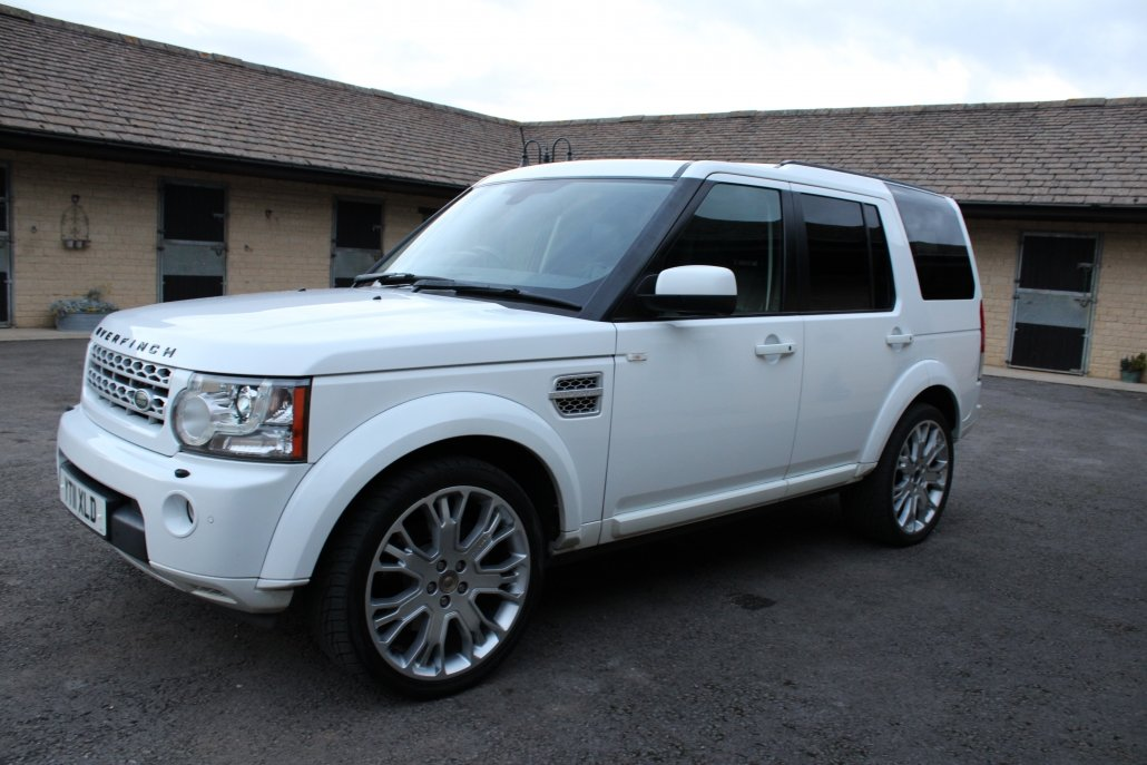 2011 Land Rover Overfinch Discovery For Sale (picture 6 of 6)