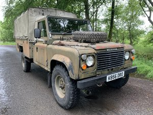1993 Land Rover rapier gun bus For Sale