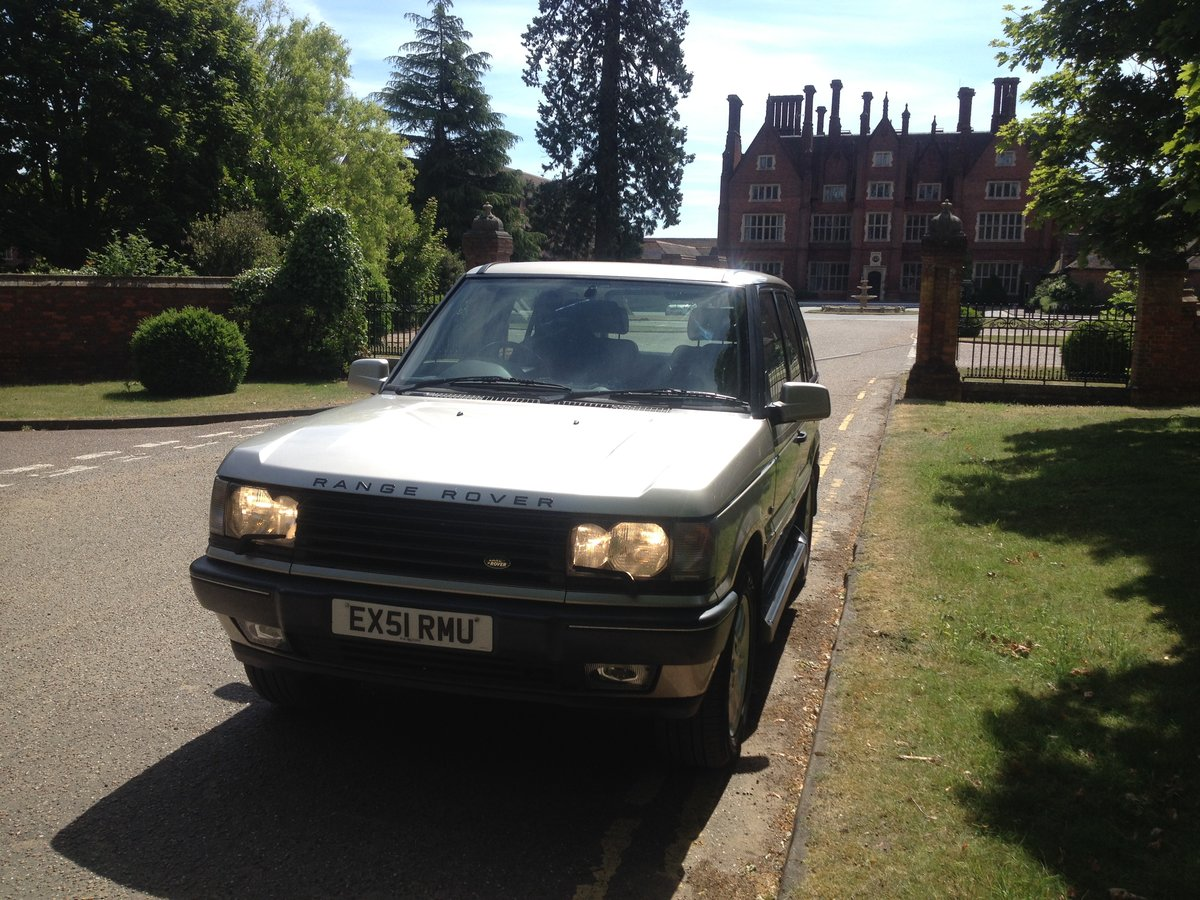 2001 RESTORED P38 RANGE ROVERS SEVERAL AVAILABLE FROM £3795 For Sale (picture 2 of 6)