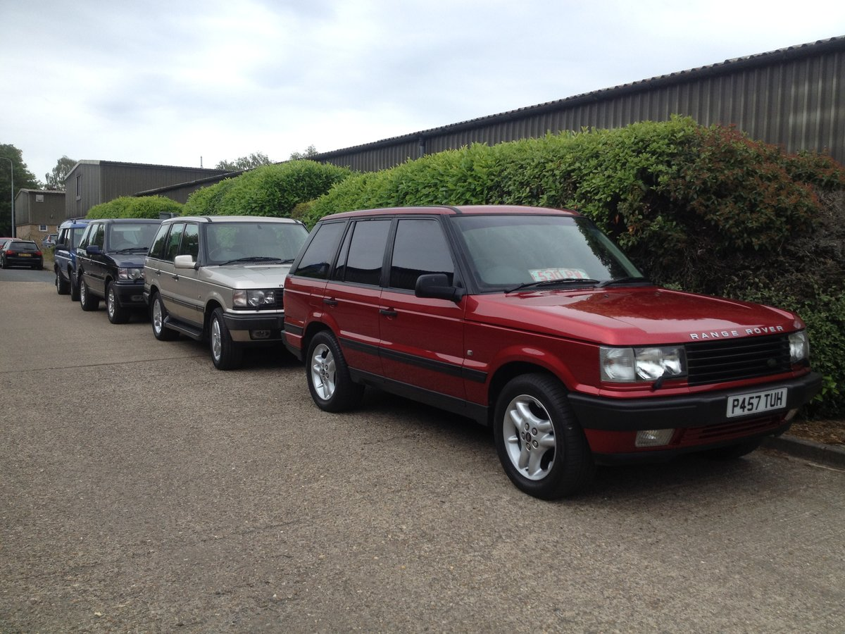 2001 RESTORED P38 RANGE ROVERS SEVERAL AVAILABLE FROM £3795 For Sale (picture 5 of 6)
