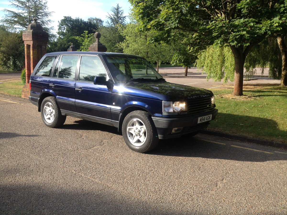 2001 RESTORED P38 RANGE ROVERS SEVERAL AVAILABLE FROM £3795 For Sale (picture 6 of 6)