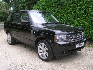 Land Rover Range Rover 3.6 TD V8 Vogue SE facelift model