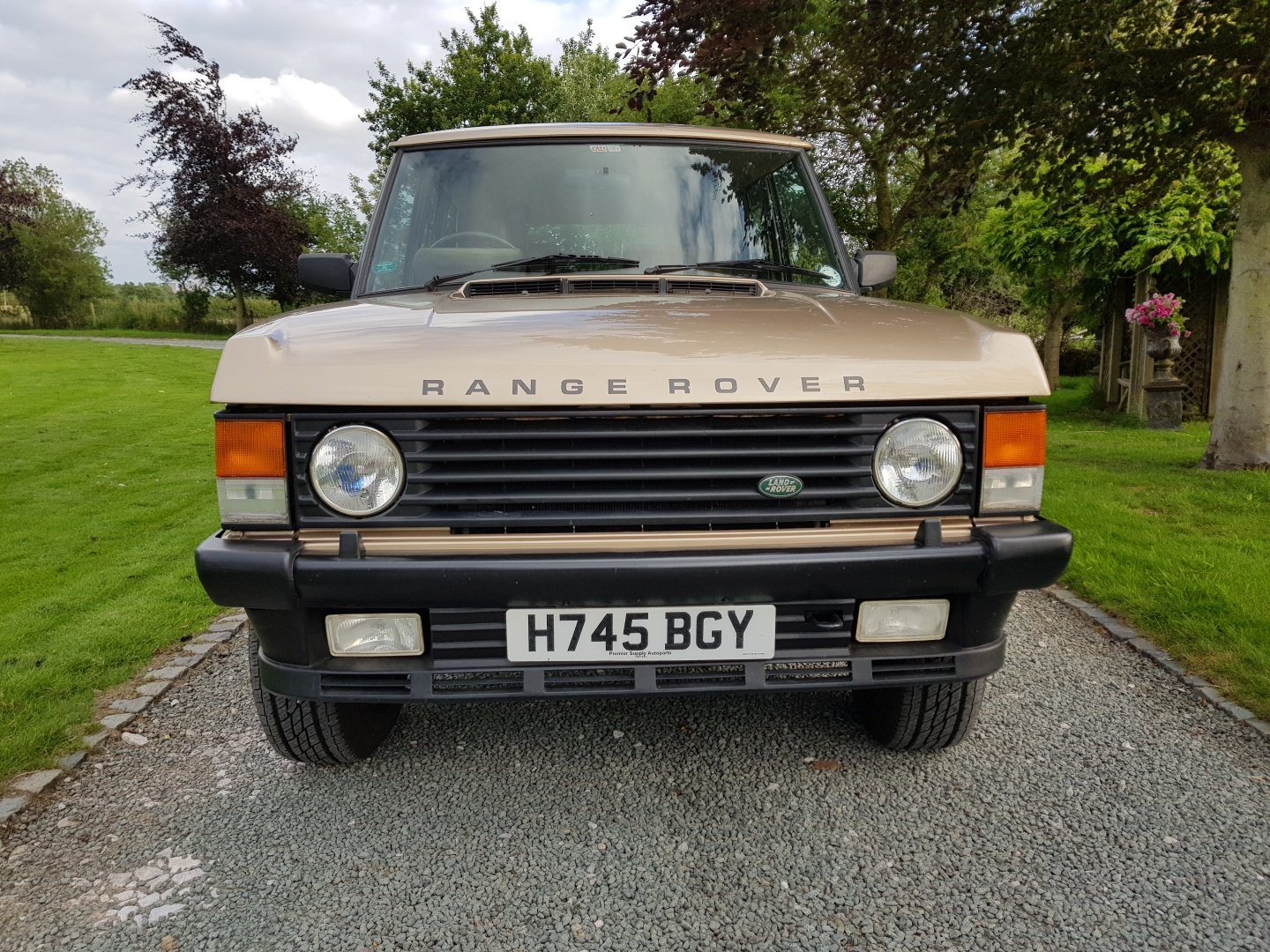 1991 Range Rover Classic 3.9 SOLD (picture 1 of 6)