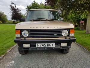 Picture of 1991 Range Rover Classic 3.9 SOLD