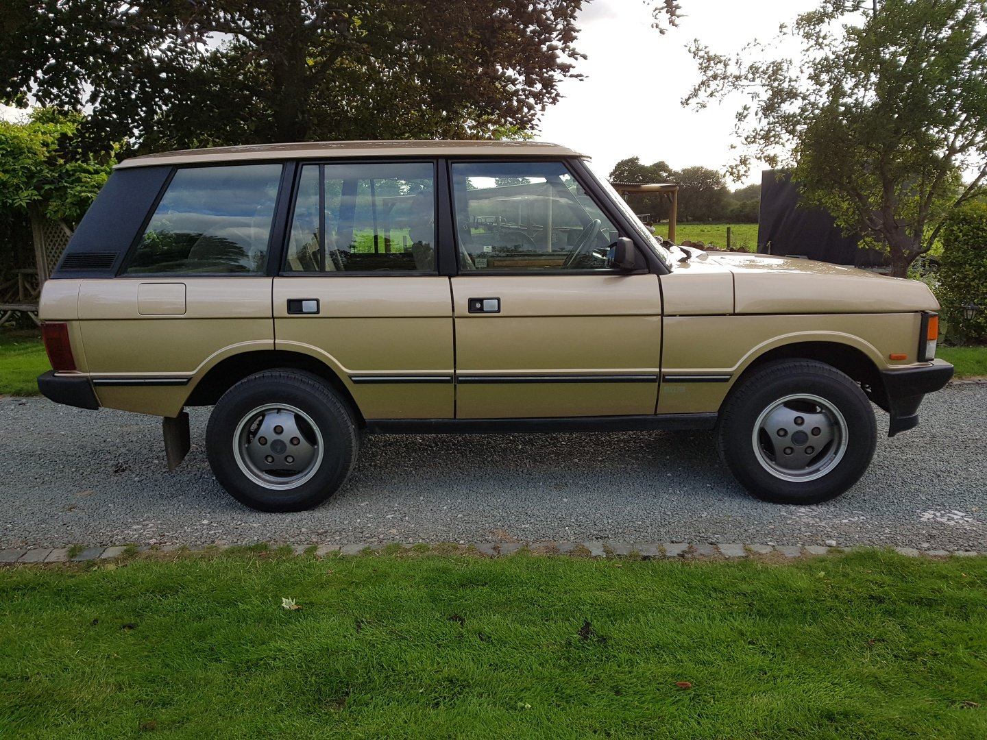 1991 Range Rover Classic 3.9 SOLD (picture 4 of 6)