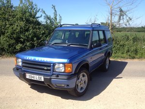 Picture of 2001 LAND ROVER DISCOVERY 2XE EXCEPTIONAL. LIGHTLY RESTORED + LPG For Sale