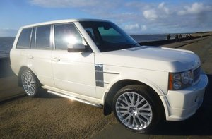 2008 RANGE ROVER PROJECT KAHN DESIGN VOGUE TD V8