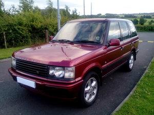 Range Rover Bordeaux 4x4 Automatic TD