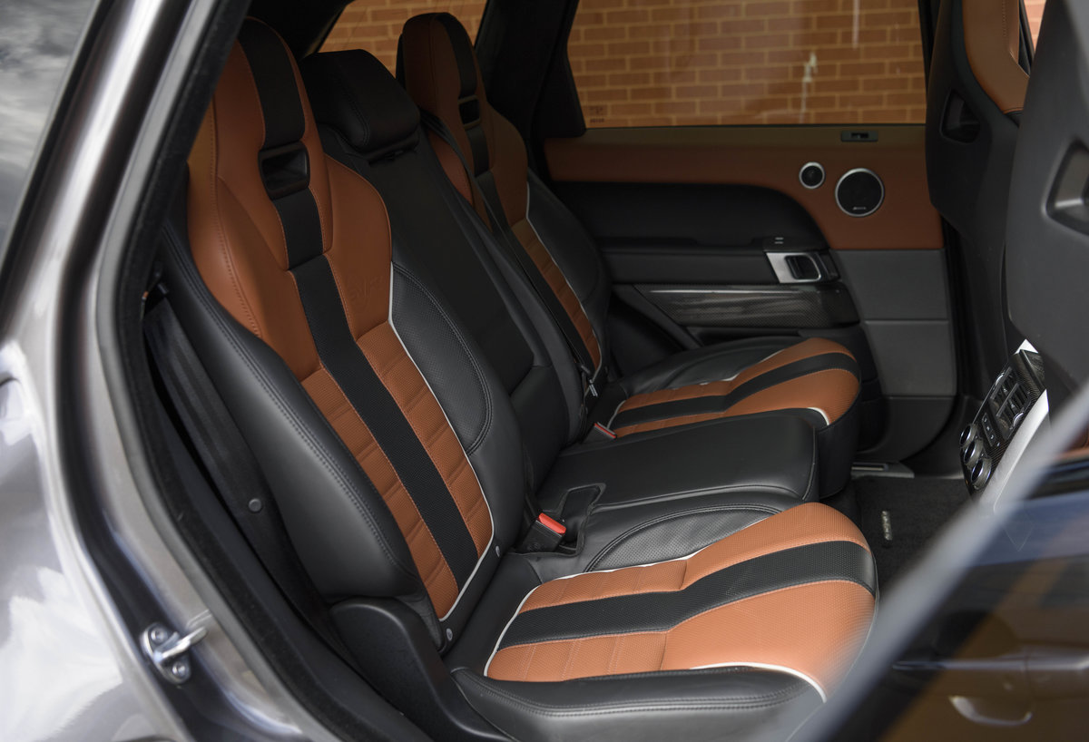 2017 Range Rover Sport SVR (RHD) For Sale (picture 21 of 24)