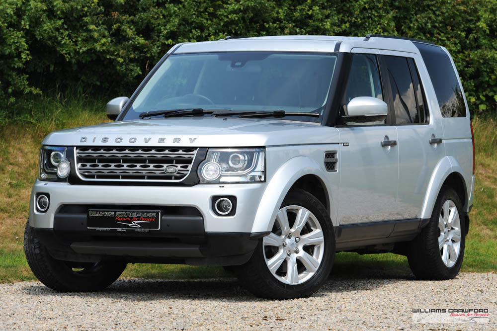 2016 Land Rover Discovery SE Tech SDV6 auto 7-seater SOLD (picture 1 of 6)