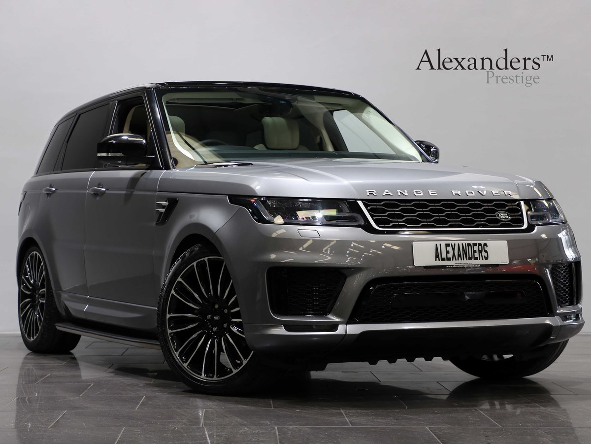 2019 19 69 RANGE ROVER SPORT HSE 3.0 SDV6 AUTO For Sale (picture 1 of 6)