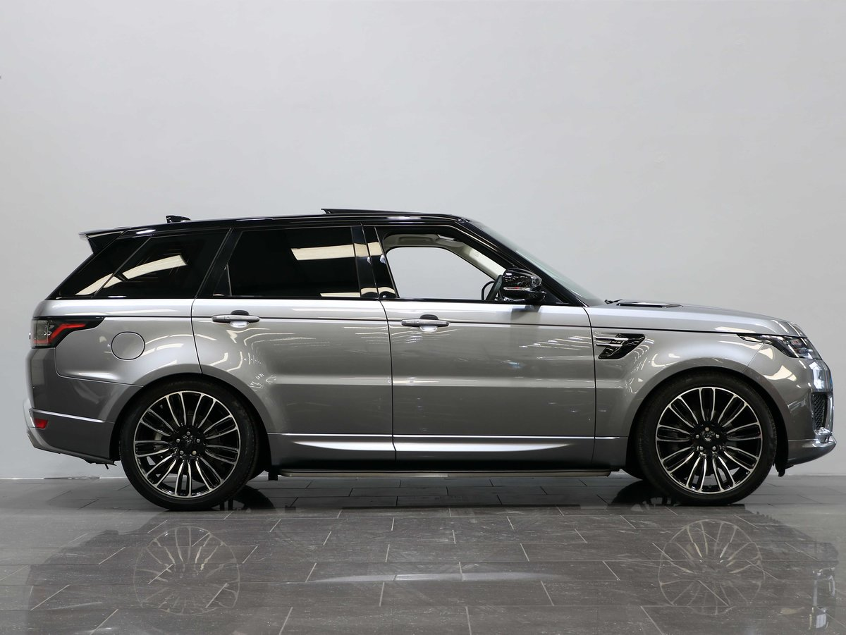 2019 19 69 RANGE ROVER SPORT HSE 3.0 SDV6 AUTO For Sale (picture 2 of 6)