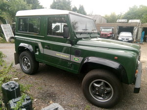 Land rover defender 90,vgc,low miles,one owner