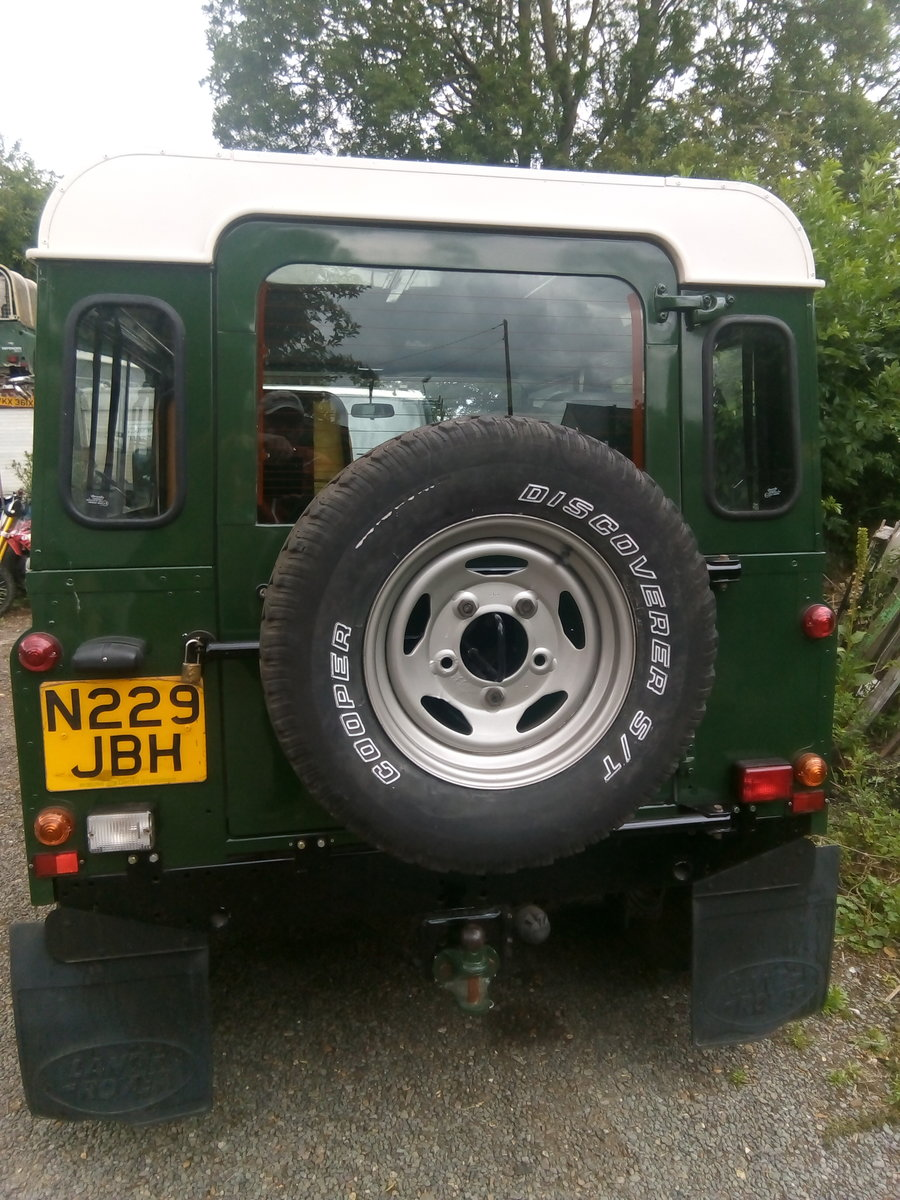 1996 Land rover defender 90,vgc,low miles,one owner For Sale (picture 3 of 6)