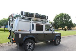 2004 LAND ROVER DEFENDER 110 2.5 TD5 XS DBL CAB EXPEDITION