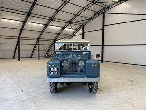"""1966 Series 2a 88"""" 2.25 Petrol – NUT AND BOLT REBUILD For Sale"""