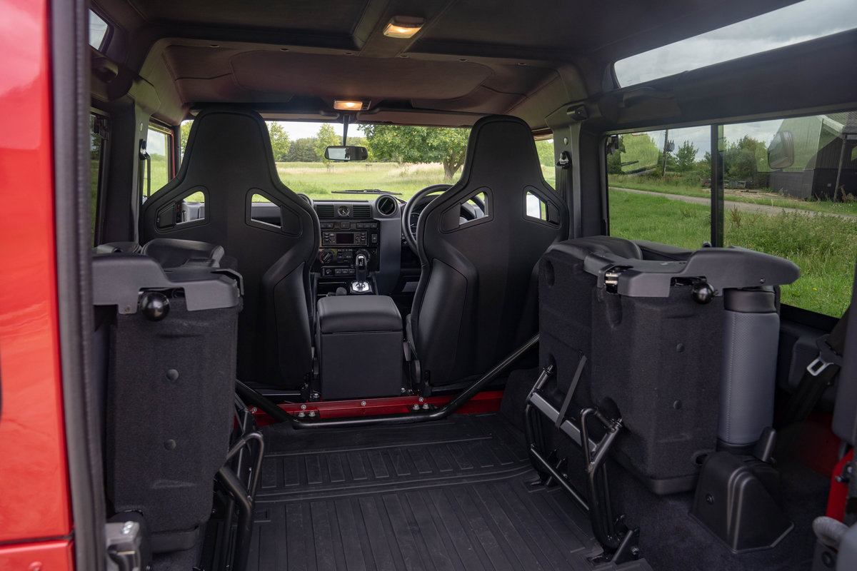 2019 Land Rover Defender Works V8 70th Edition For Sale (picture 6 of 6)