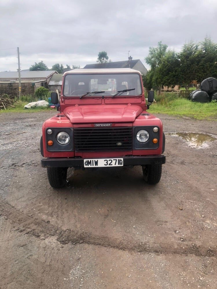 1991 land rover  defender TDI 200 For Sale (picture 1 of 6)