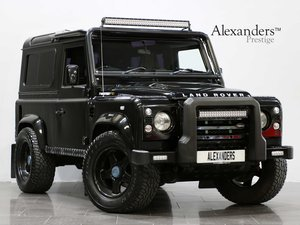 10 10 LAND ROVER DEFENDER 90 XS TWISTED MANUAL