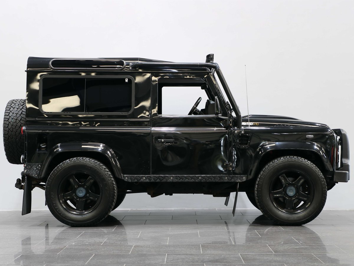2010 10 10 LAND ROVER DEFENDER 90 XS TWISTED MANUAL For Sale (picture 2 of 6)