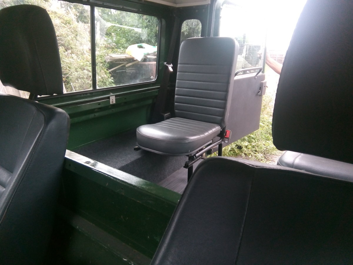 1996 Land rover defender 90,vgc,low miles,one owner For Sale (picture 5 of 6)