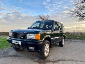 1995 Land Rover Range Rover 4.6 HSE