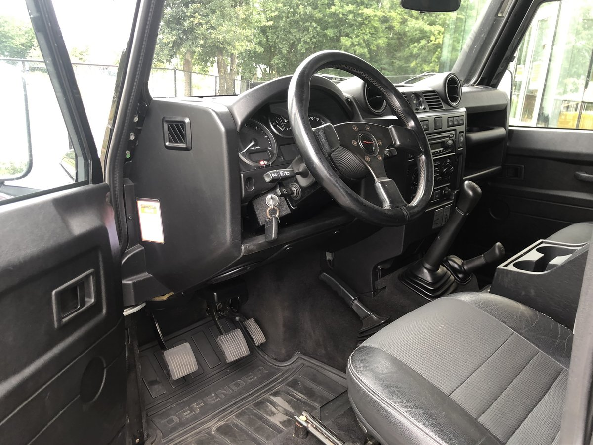 2008 Land Rover Defender * Perfect condition * For Sale (picture 4 of 6)
