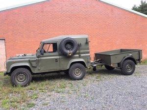 Land Rover Defender Wolf