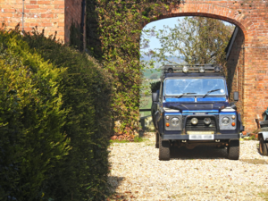 Land Rover Defender (SWB) 200 TDi