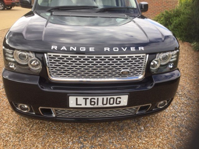 2011 Range Rover 4.4 TDV8 Autobiography Under 54000 Miles For Sale (picture 3 of 6)