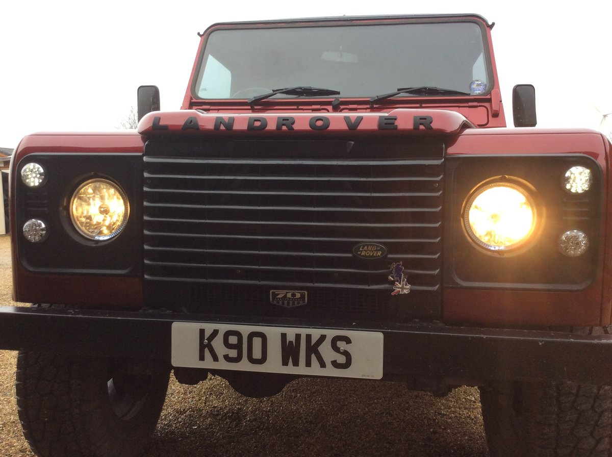 1993 Landrover Defender For Sale (picture 1 of 6)