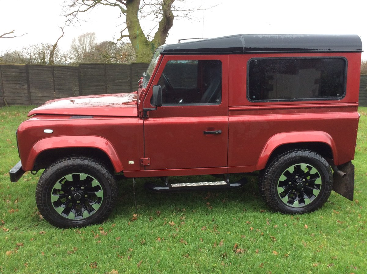 1993 Landrover Defender For Sale (picture 2 of 6)
