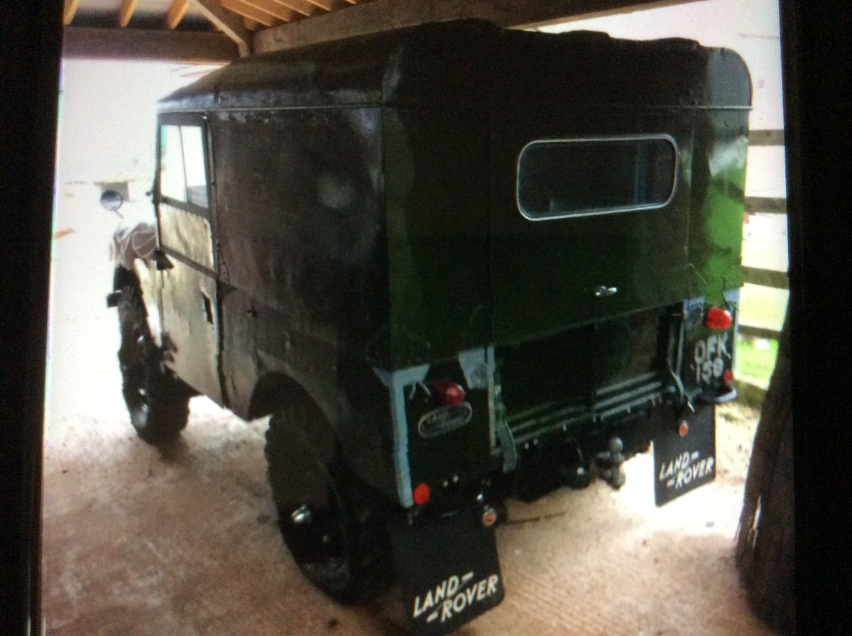 1956 Landrover series1 For Sale (picture 2 of 6)